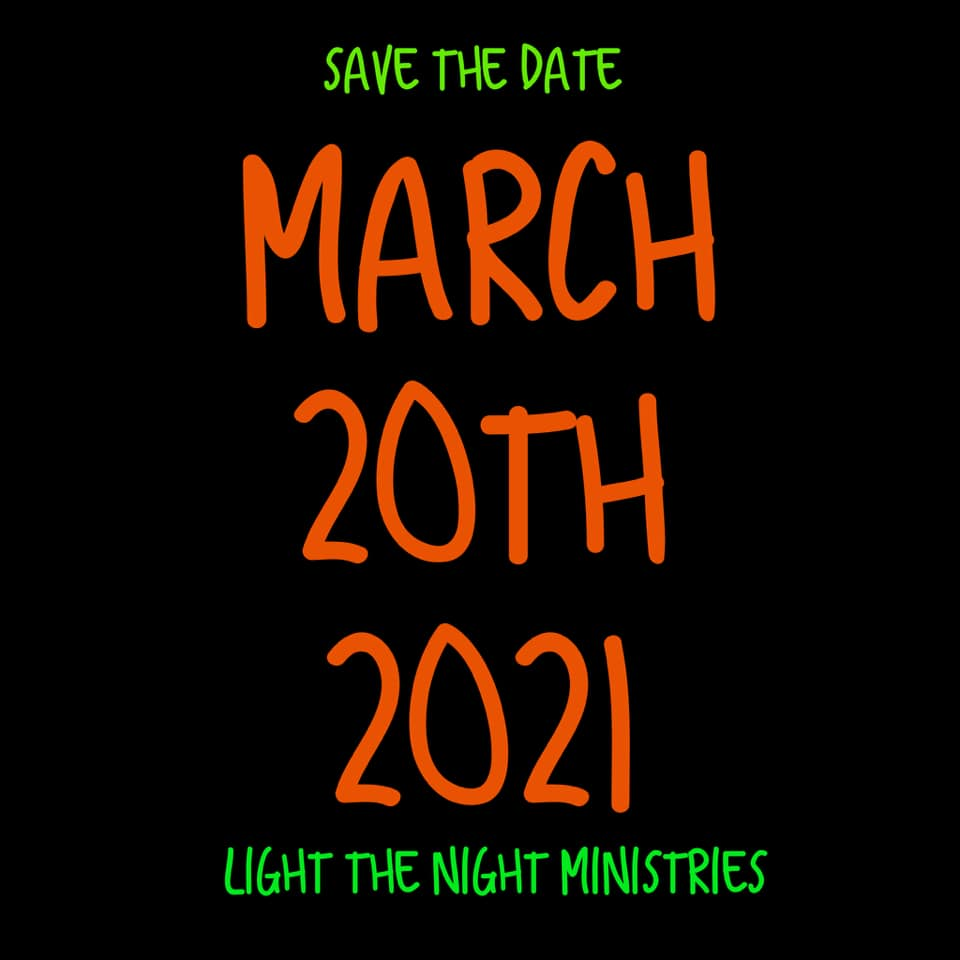 Save the Date 3/20/21